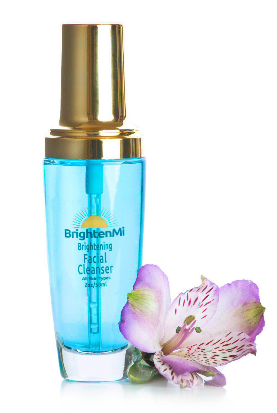 BrightenMi Brightening facial cleanser