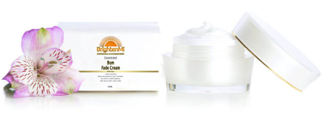 BrightenMi Bum Fade Cream