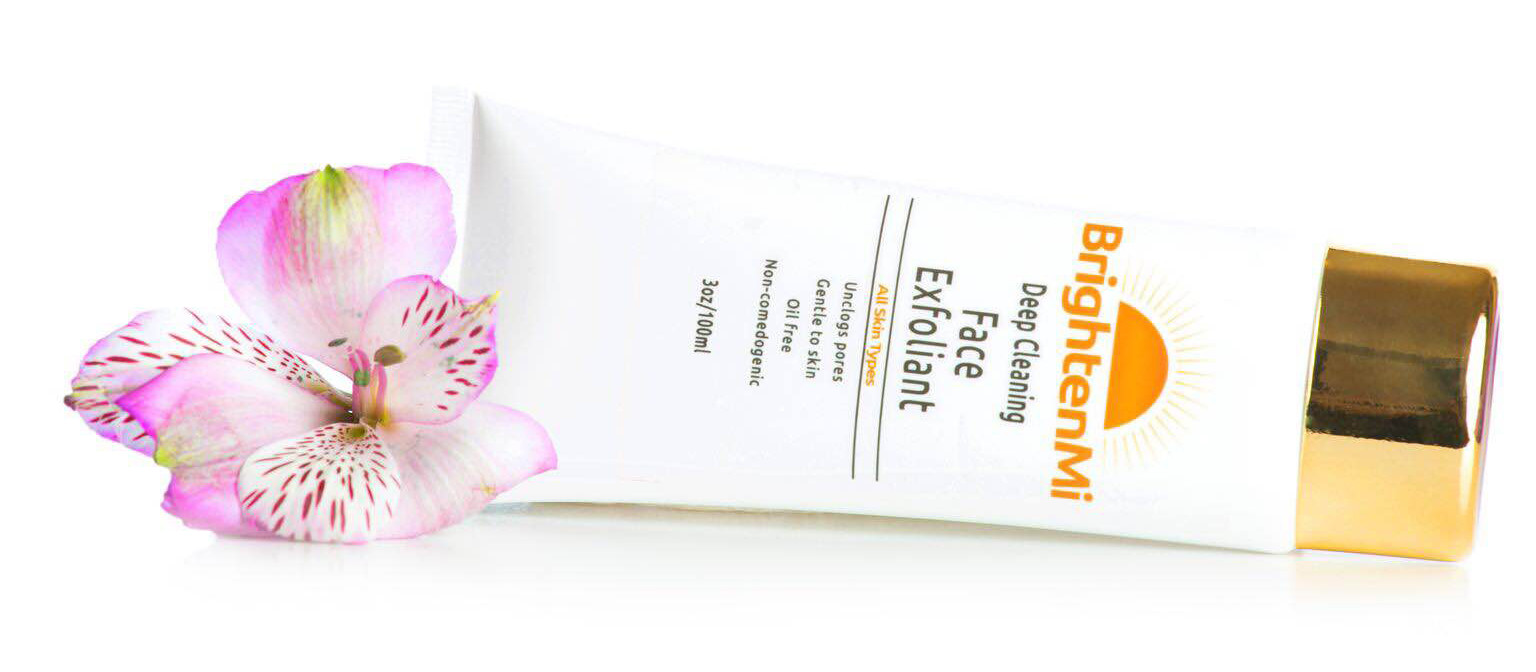BrightenMi Deep Cleaning Face Exfoliant