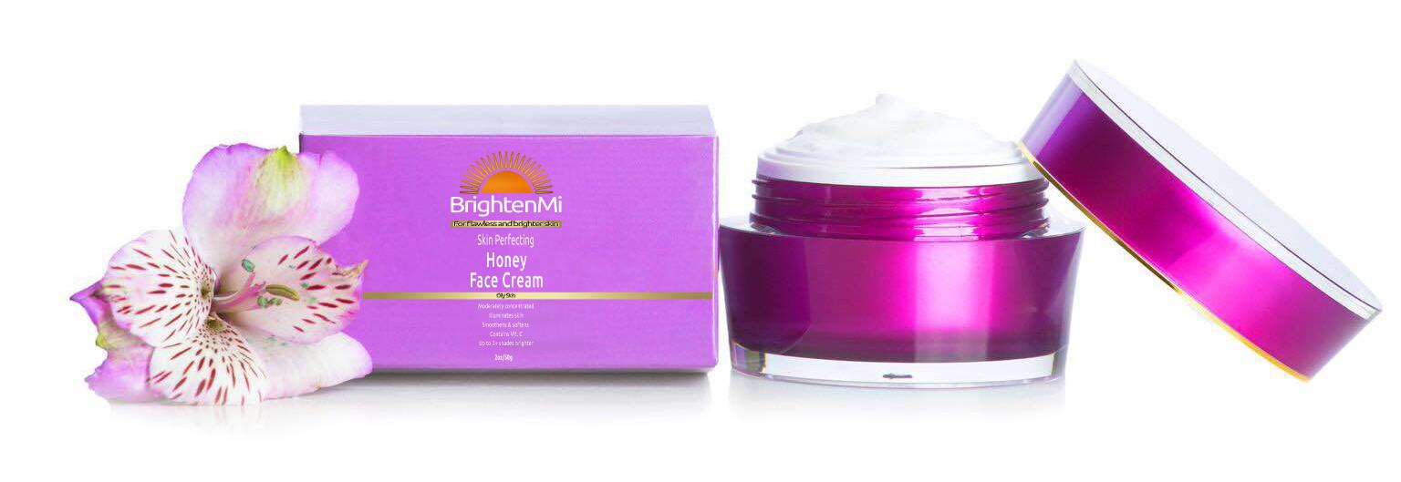 BrightenMi Honey Face Cream Oily Skin