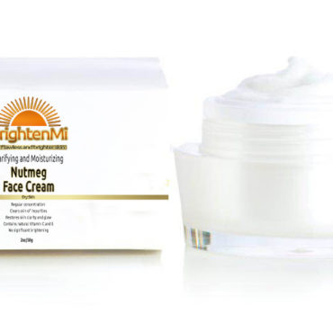BrightenMi Nutmeg Face Cream Dry skin