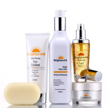 BrightenMi Olive Line Bright 5 set skincare system