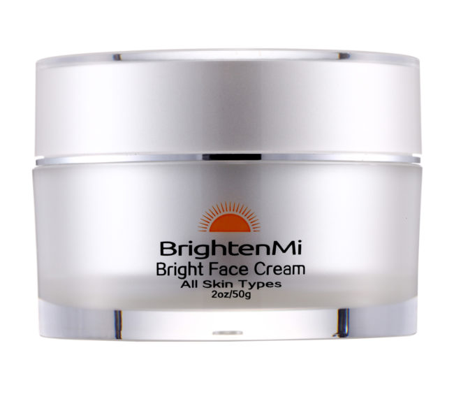 BrightenMi Olive Line Bright Face Cream